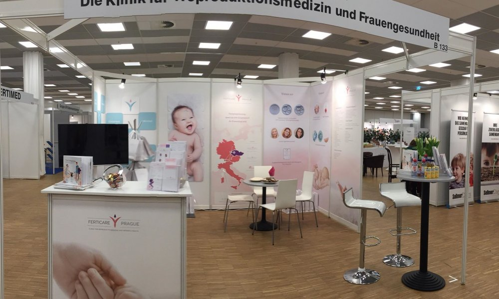 FertiCare Prague at the trade fair in Berlin!